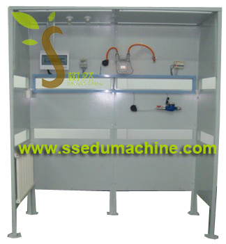 Building Automation Training Equipment Voccational Training Equipment Didactic Equipment