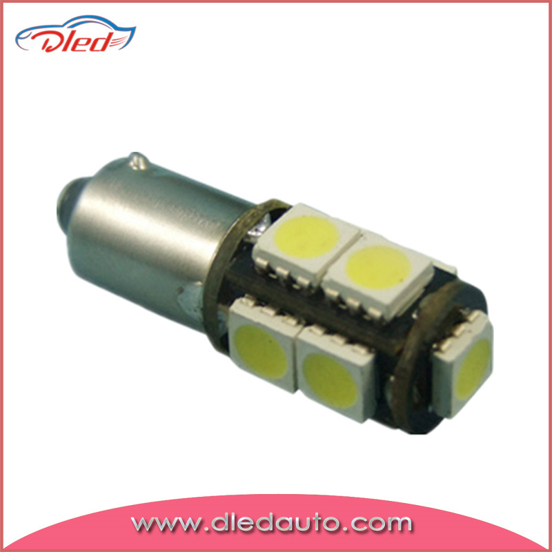 T10 DC12V Ba9s Bax9s 9SMD 5050 LED Auto Lamp for Ford