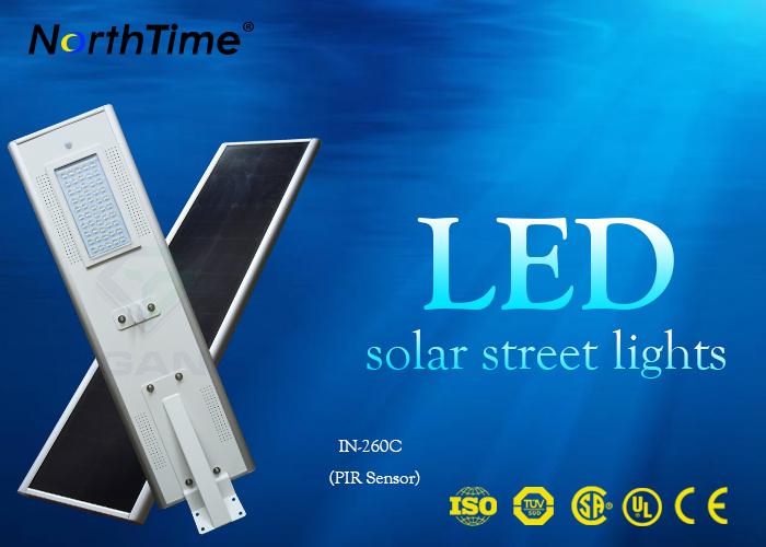 Motion Sensor Phone APP Control Solar Powered Outdoor Light
