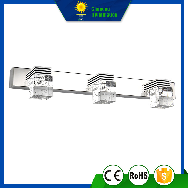9W Bathroom Waterproof LED Mirror Light Lamp