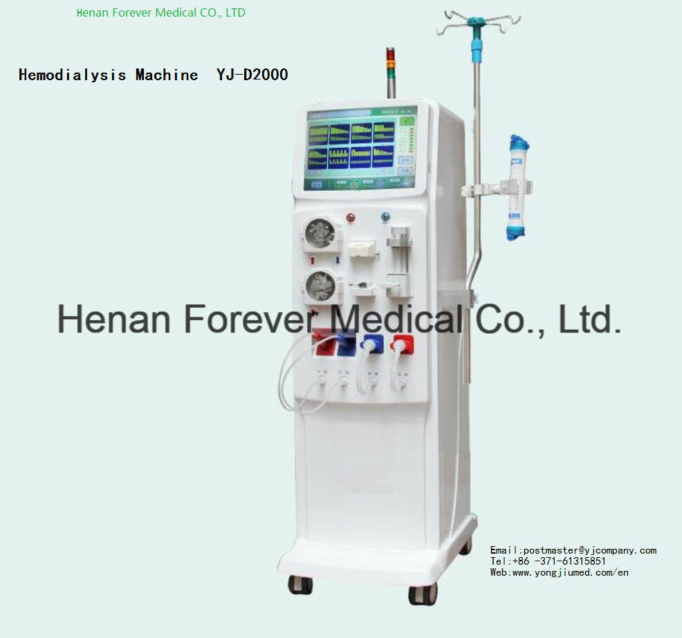 Renal Failure Patient Kidney Dialysis Machine