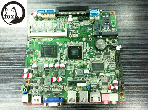 Onboard I7 CPU Computer Component Intel Mainboard