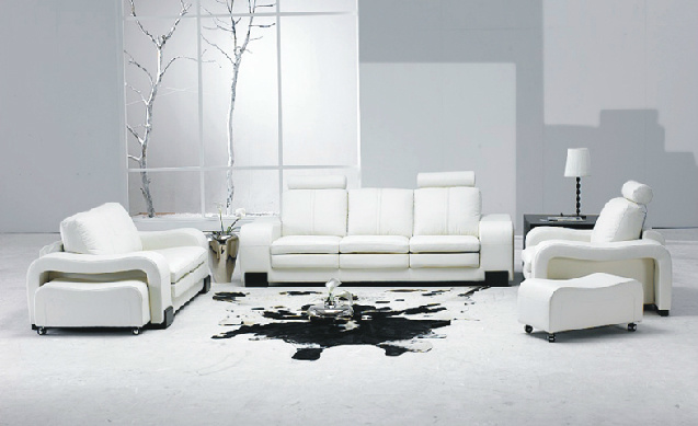 China living room furniture set new style sofa al156 for New type of sofa sets