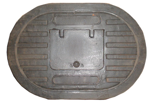 Surface Box Manhole Cover Access Cover&Grating Iron & Steel