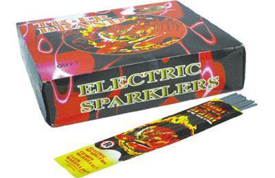 """7"""" Goldern Sparklers"""