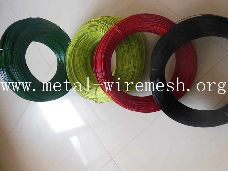 Raw Material Wire for Making The Wire Hanger/ PCC Coated Wire
