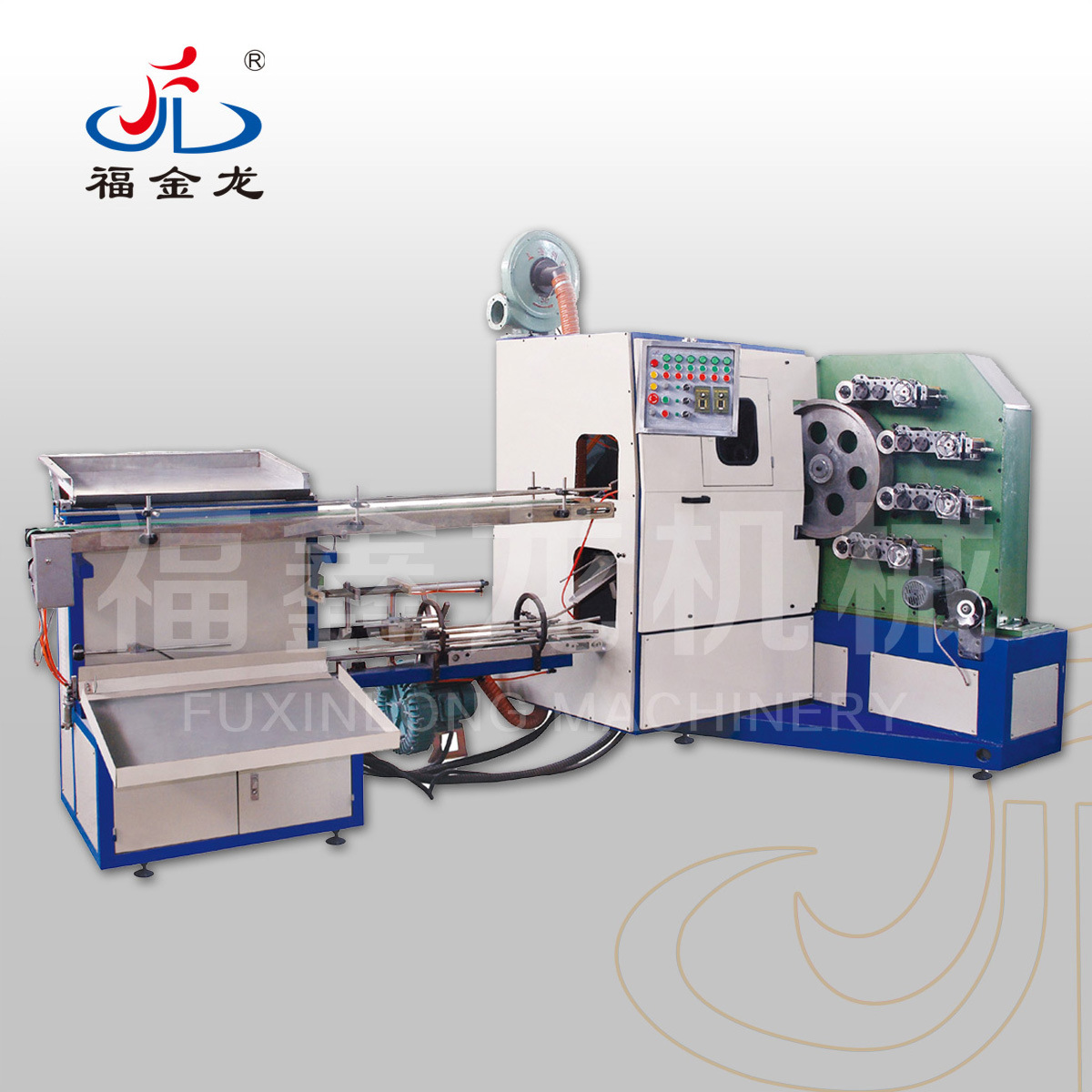 Four-Color Cup Printer Printing Machine (FJL-4A)