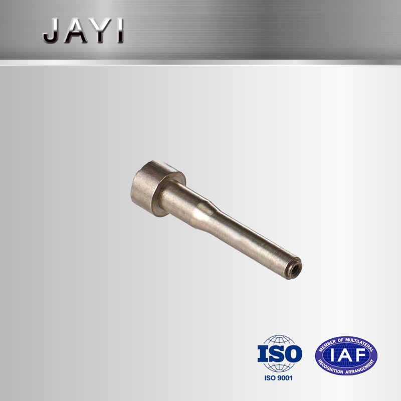 Short Shaft of Stainless Steel, Turning and Milling Predoucd