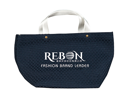 fashion Design Customized Clean Handle Shooping Cotton Bag