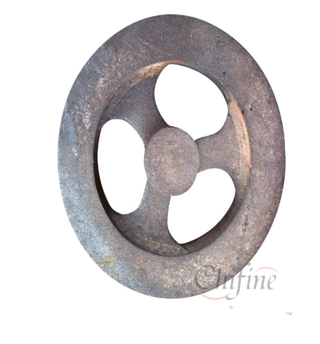 Cast Iron Crosskill Rings for Tillage Machine