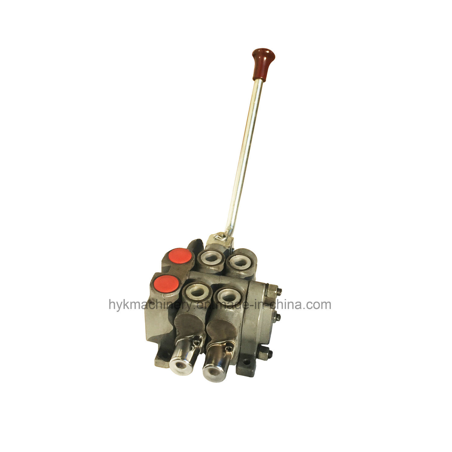 ZCDB 2 Spool Hydraulic Multiple Directional Pump Control Spool Valve