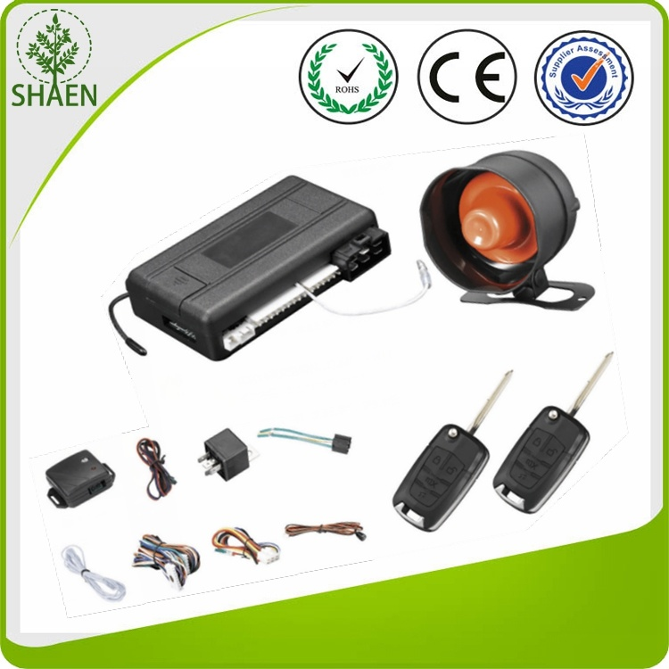 Car Alarm One-Way with Remote Start Car Finding & Anti-Hijacking