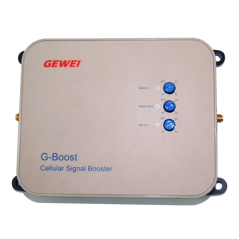 Wireless Cell Phone Signal Repeater Network Range Expander Mobilephone Signal Booster