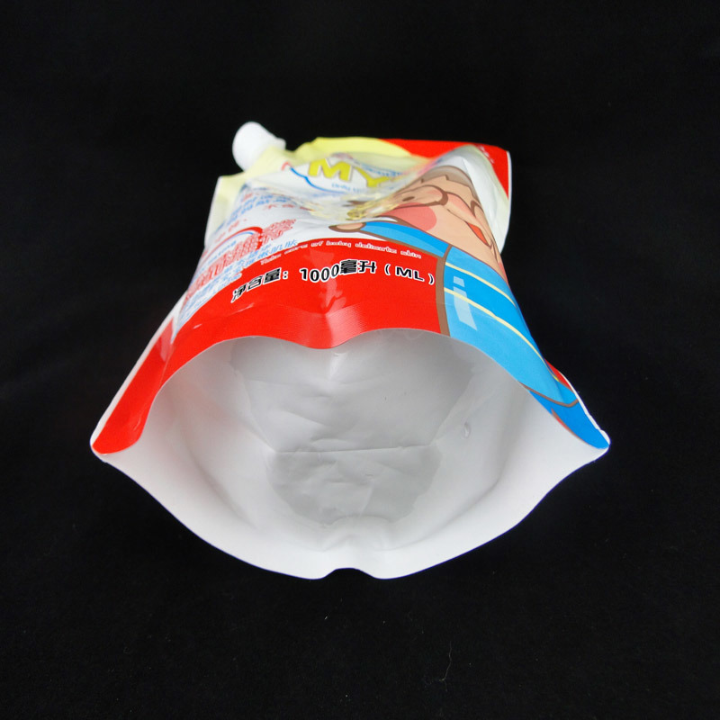 Stand up Pouches with Zipper Doypack for Laundry Detergent