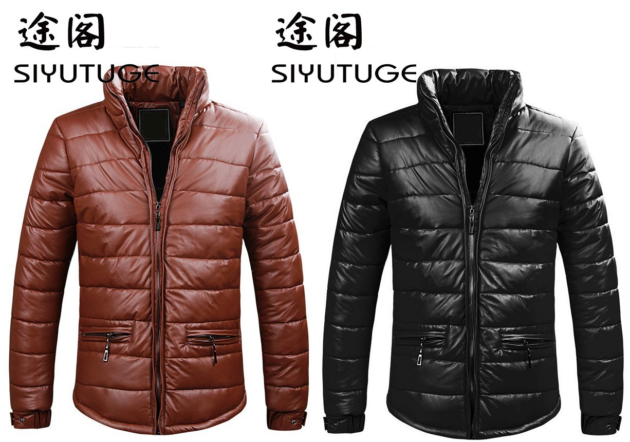 Mens Fashion Padding Light Weight Winter Jacket