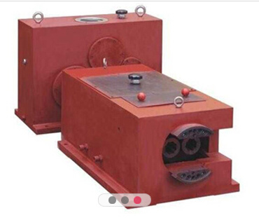 Gearbox for Twin Screw of Extruder