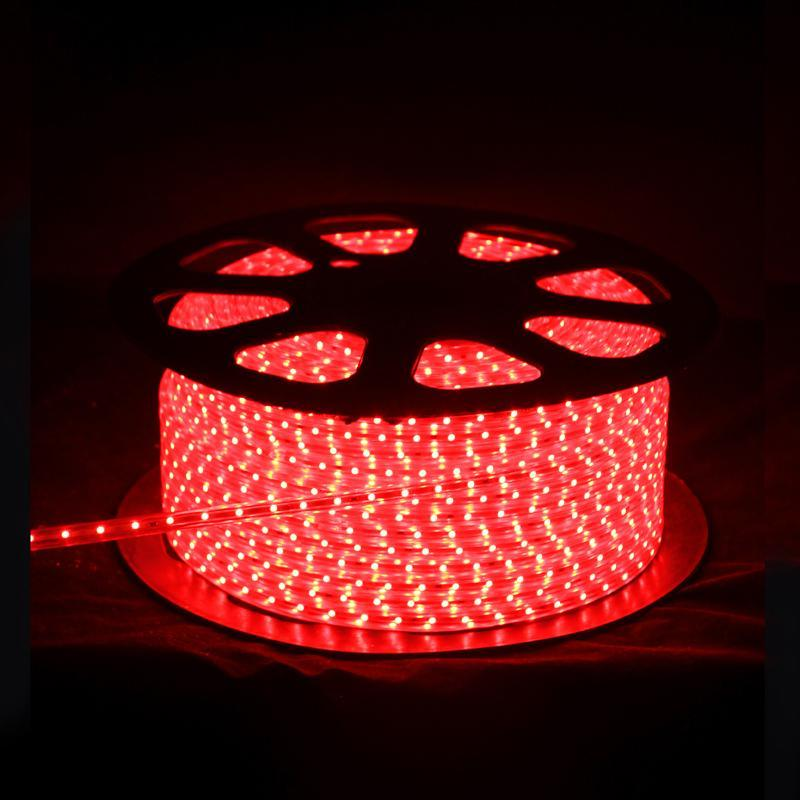 LED Strip Light Outdoor Use for Holiday IP44 100m/Roll 220V 110V Double Faced Adhesive Tape
