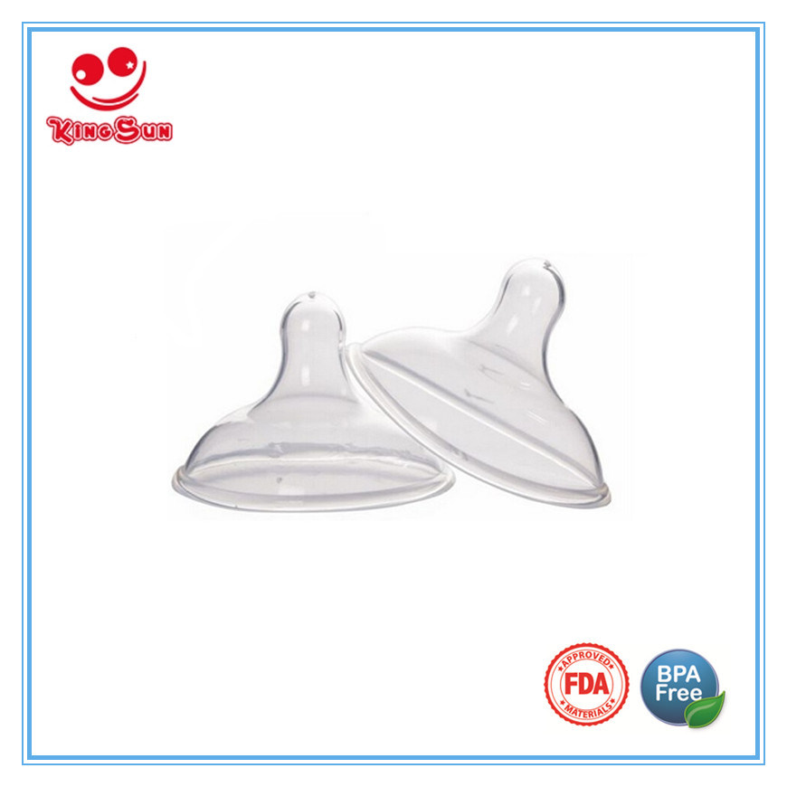 Silicone Mummy Breast Nipple Shield with Ce Approval