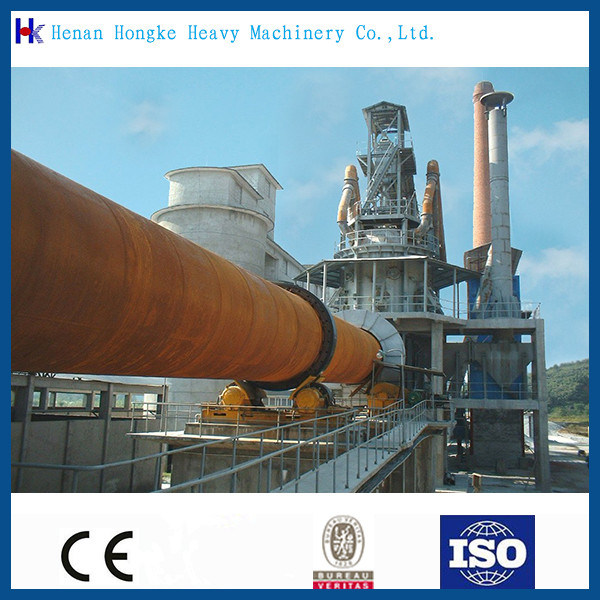 2.5*60m Lime Rotary Kiln for Lime