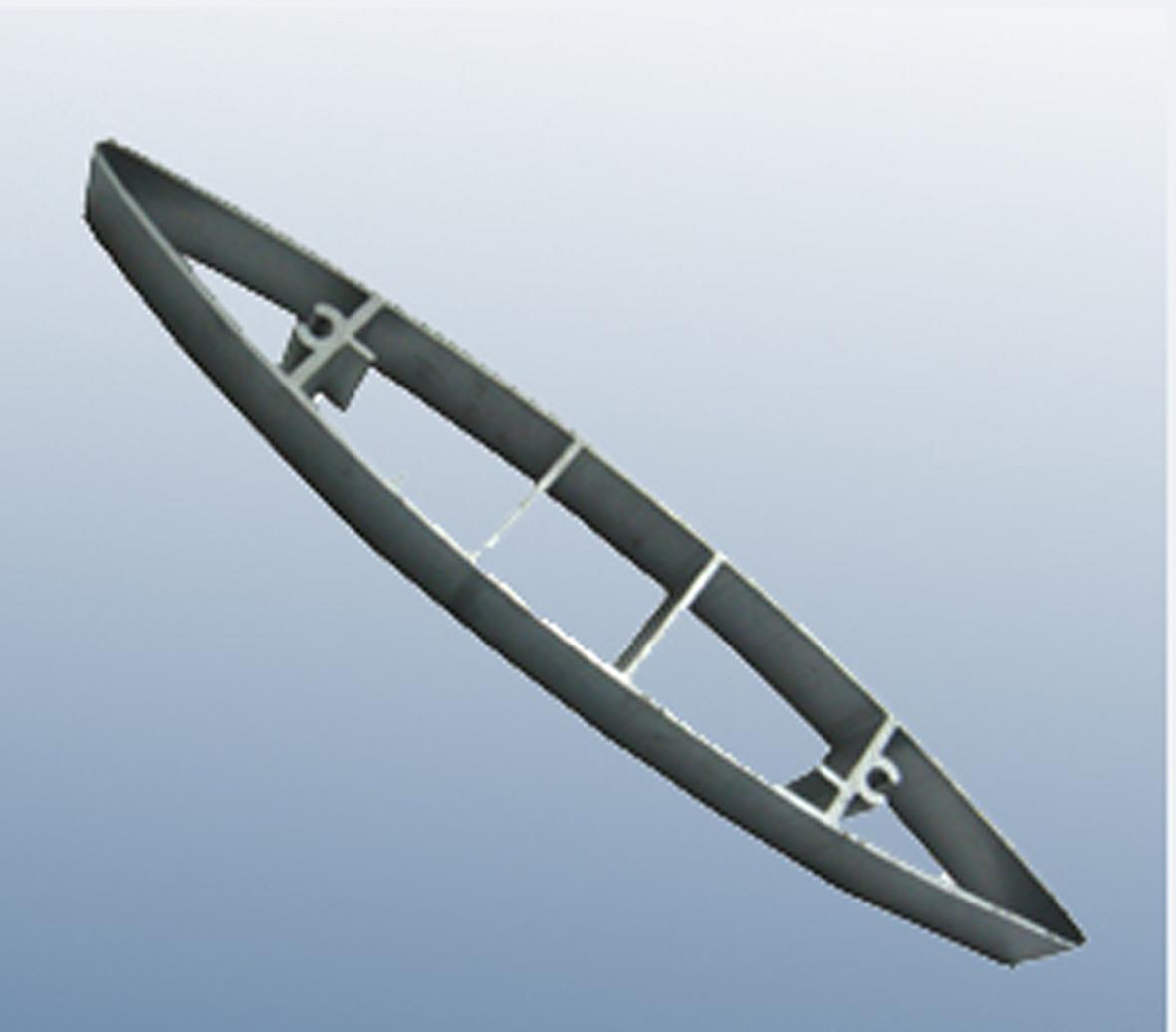 Aluminium Wing Blind/Aluminum Profile Tmwbs200