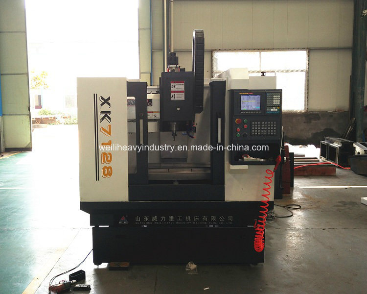 Xh7128 CNC Vertical Machine Center