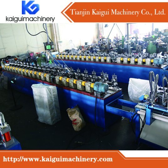 Roll Forming Machine for India Silhouette T Bar