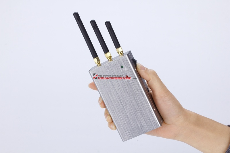 High Powered Cellphone Jamming GSM Jammer CDMA Jammer Mobile Phone Signal Jammer