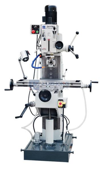 Multi-Purpose Milling Drilling Tapping Boring Machine (ZAY7532 ZAY7540 ZAY7545 ZAY7550)