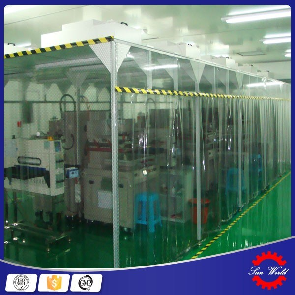 Class 100 Pharmaceutical Modular Clean Room, Clean Room Tent