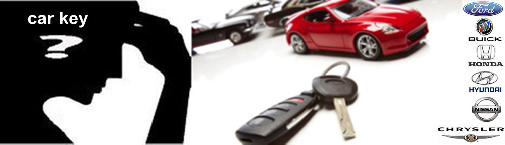 Chrysler Car Key FOB Replacements