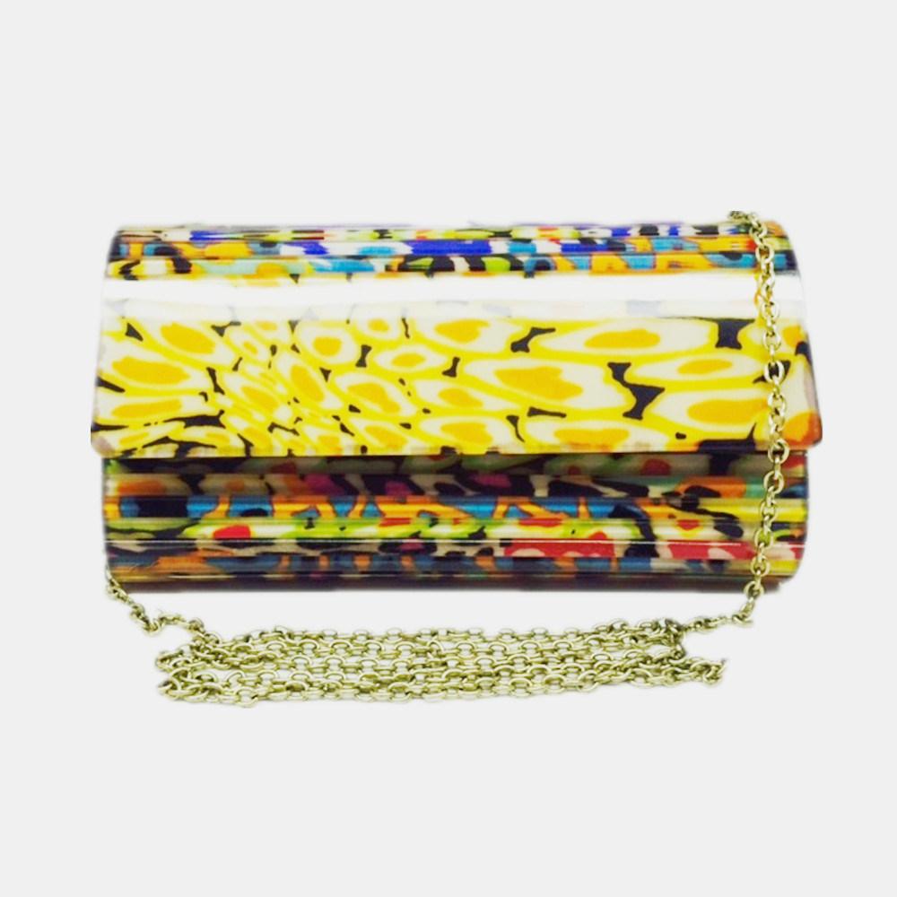 Fashion Acrylic Clutch Bag/Evening Bag