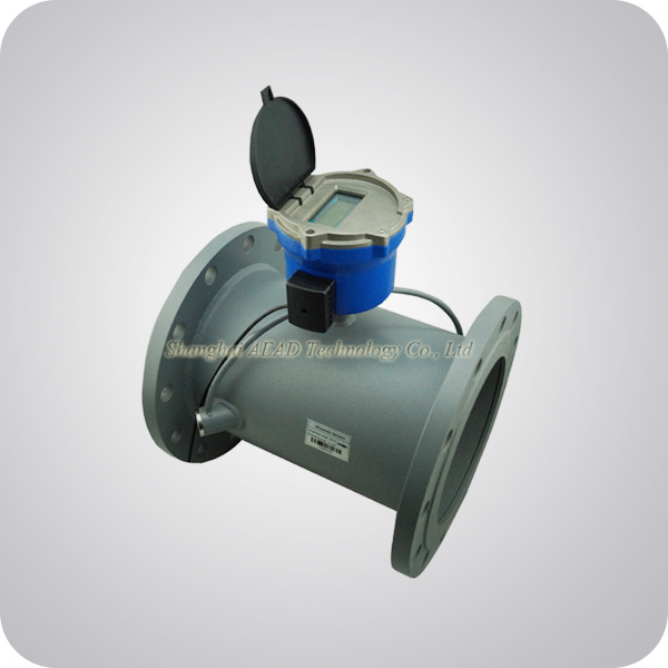 Integrated Tube Type Ultrasonic Flow Meter (A+E 80FD)