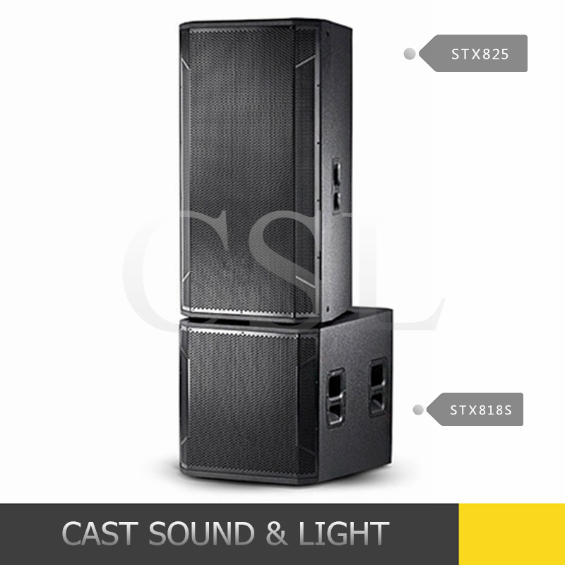 Professional Stx800 Series Stage Loud Audio Speaker