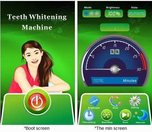 Newest Professional Whitening Teeth with Tray Md885L