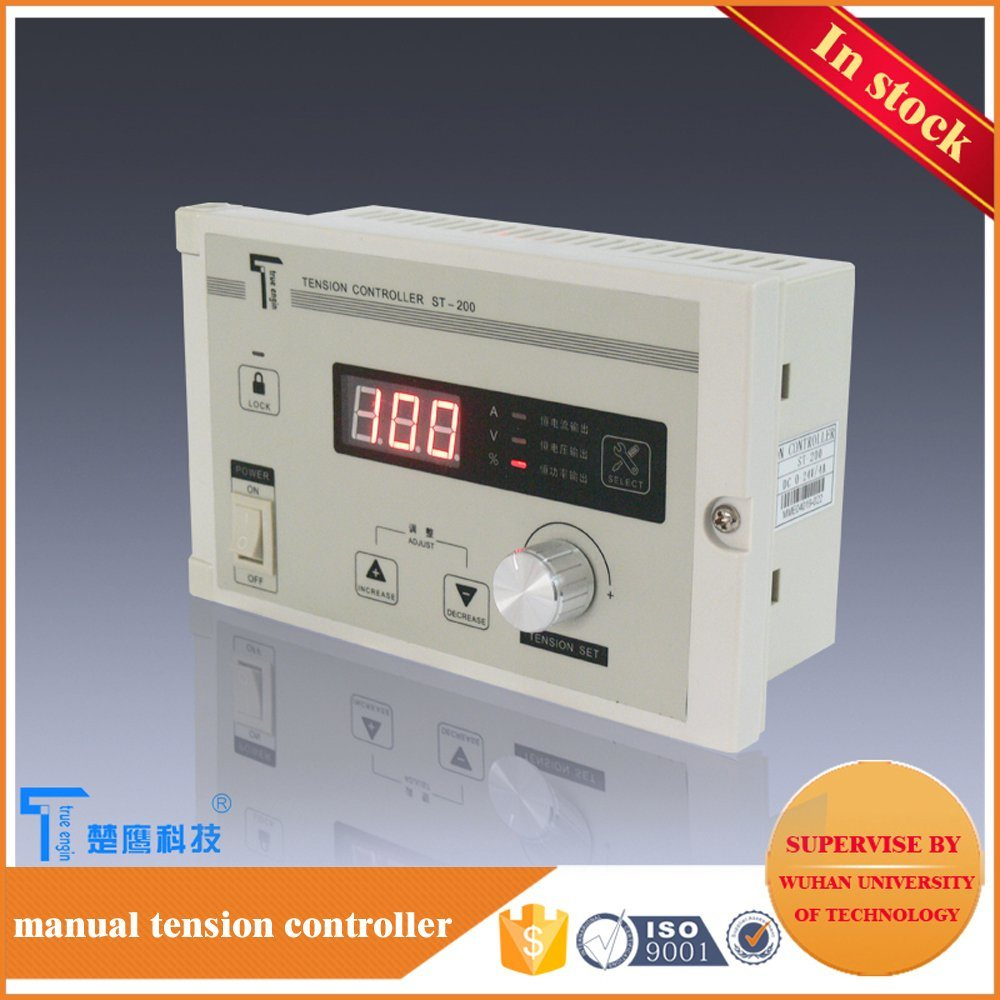 True Engin Input AV220V 4A Manual Tension Controller for Powder Brake