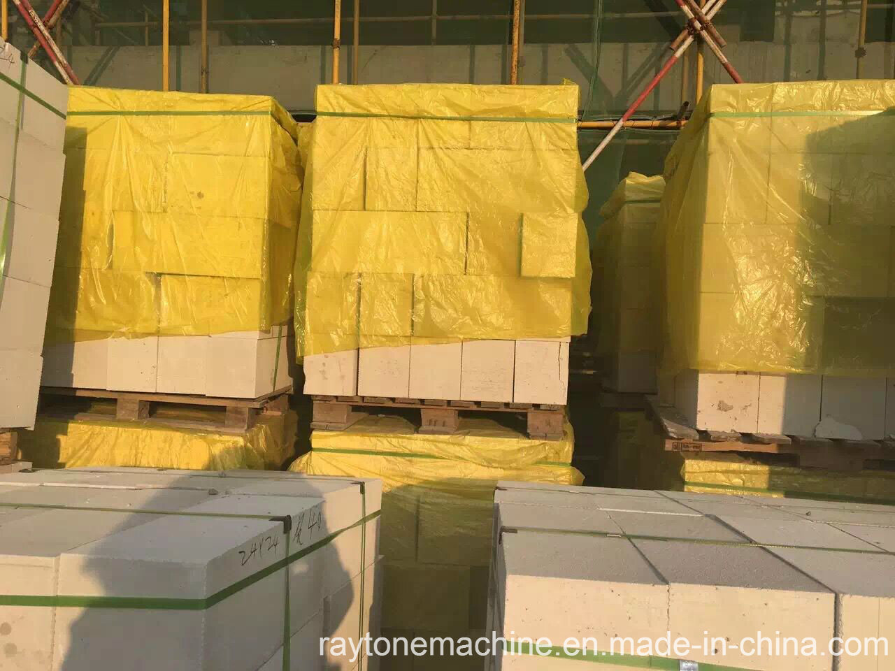 Building Material AAC Block Concrete Lightweight AAC Block