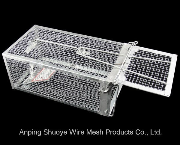Live Small Animal Trap Cage