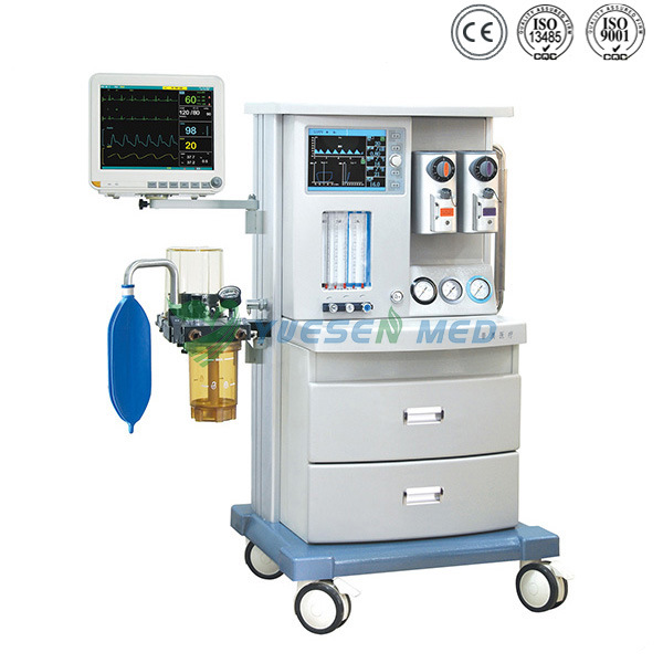Ysav850 Medical Hospital Surgical Mobile Multifunction Advanced Anesthesia Machine