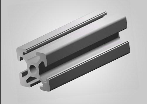 Customized Aluminum Extrusion Profile 6000 Series Alloy