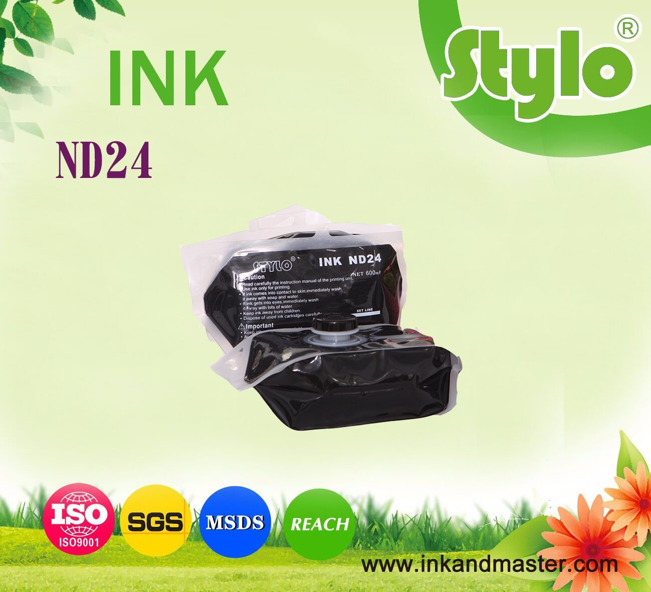ND24 Copy Printer Ink
