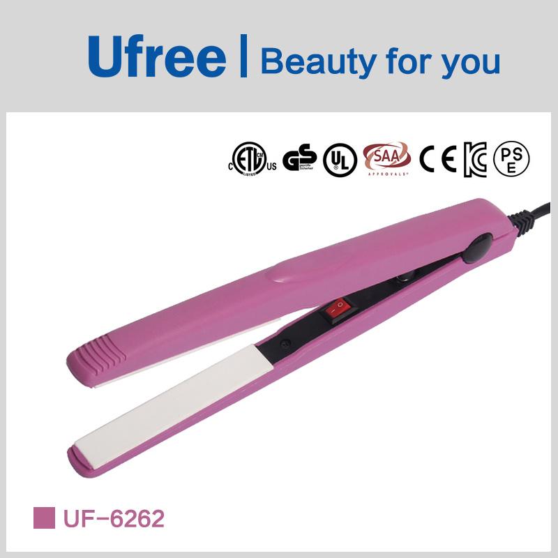 Ufree Hair Iron Purper Flat Iron for Straighten Hair