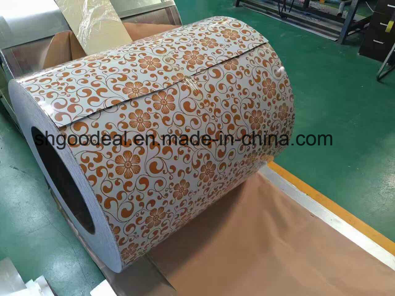 High Quality Print PPGI/PPGL Steel Coils From Shandong Yehui