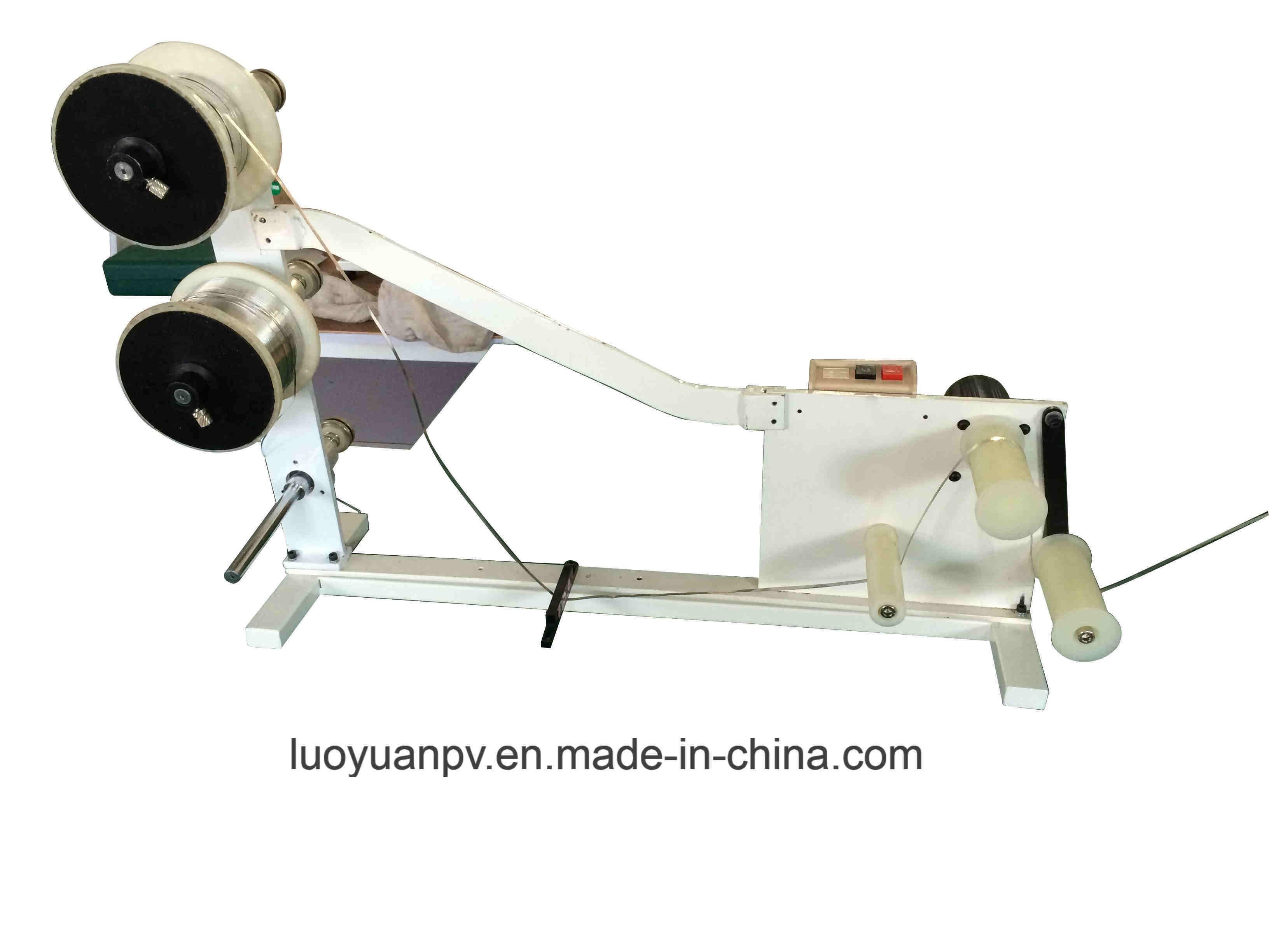 PV Ribbon Automatic Bending and Cutting Machine