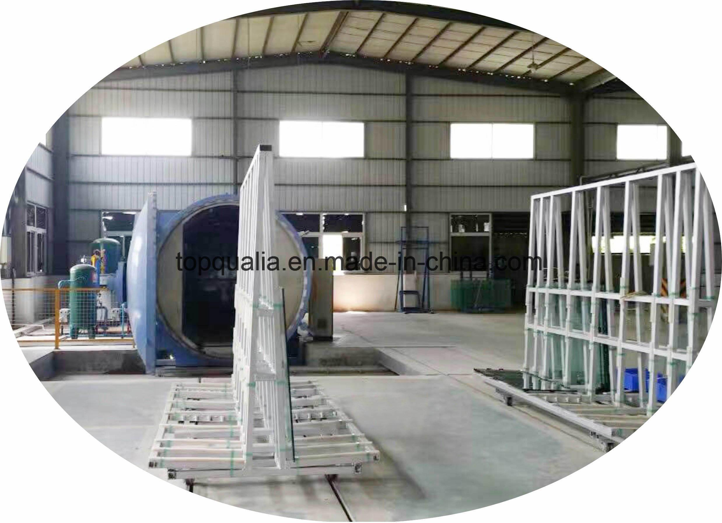 Laminated Glass Autoclave High Pressure High Temperature Autolave