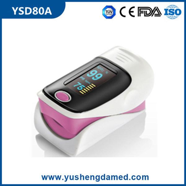 Medical Equipment SpO2 Monitor Fingertip Pulse Blood Oximeter