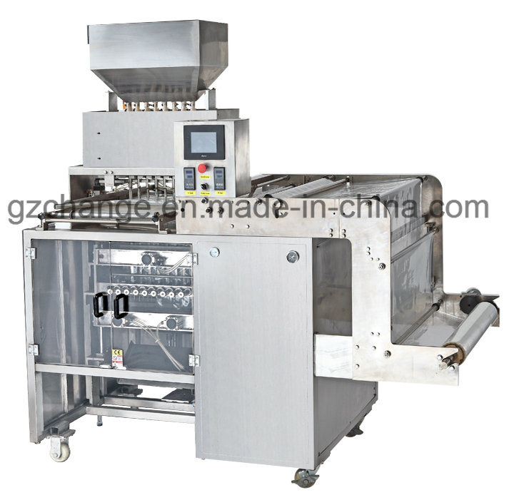Multi Side Sealing Auto Granule Grain Packing Machine
