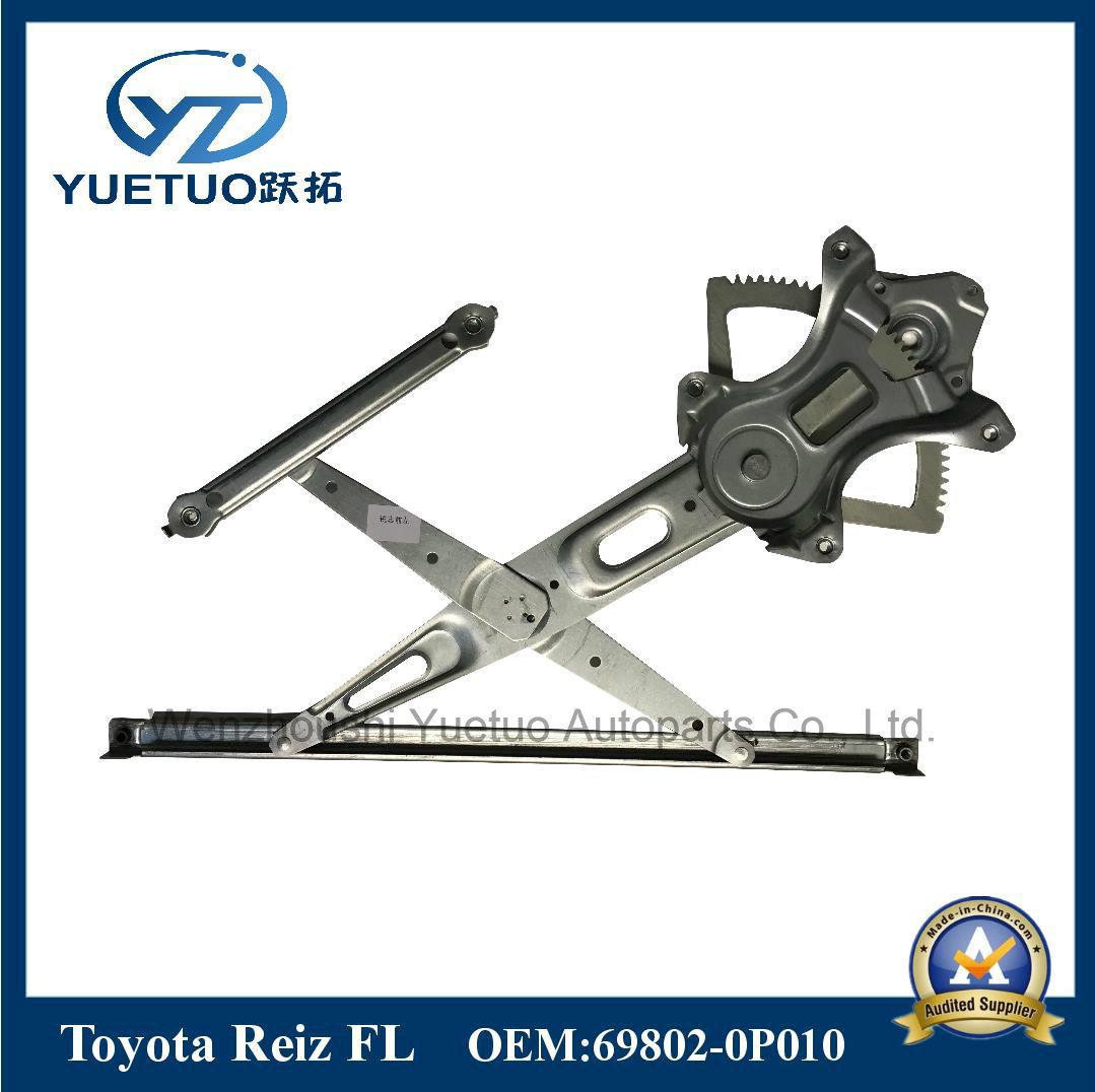 for Toyota Car Window Regulator Reiz Front Left 69802-0p010