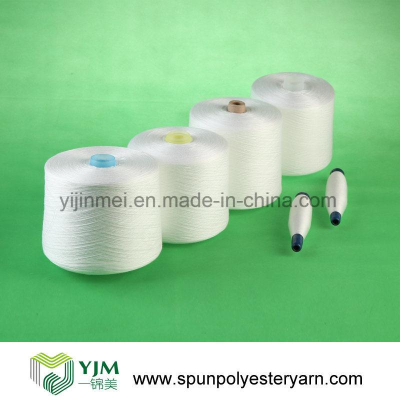 100% Polyester Yarn Ring Spun Technics