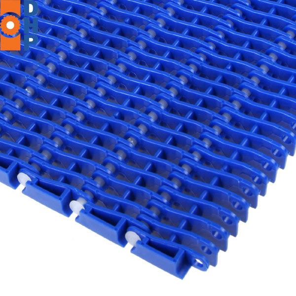 H 900 Plastic Raised Rib Modular Conveyor Belt