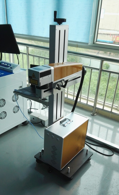 Laser 10W 30W CO2 Laser Marking Machine for Bottle Printer